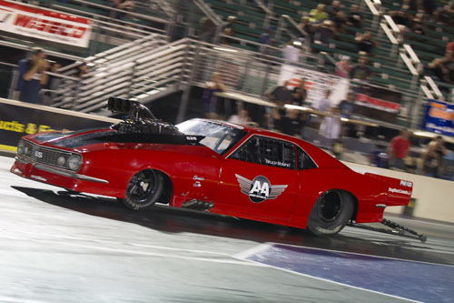 Great to see Eastern Canadian PM icon racer Bruce Boland back in action! BB qualified strong with at 5.968 secs effort.
