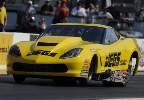 Defending NHRA Pro Mod Champ Troy Coughlin kept his 2016 title hopes alive with a big win.