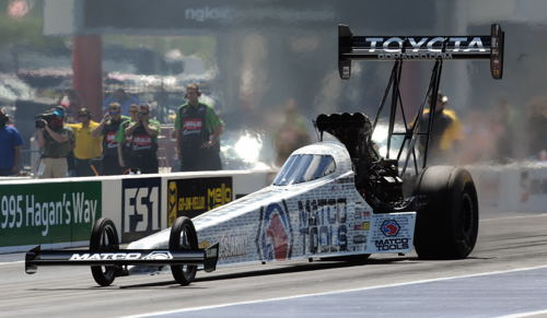 Antron Brown won this 59th career NHRA event!