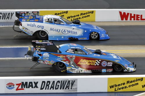 Force topped Tommy Johnson Jr in the FC championship round.