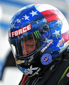 Living legend John Force prevailed in fuel FC.