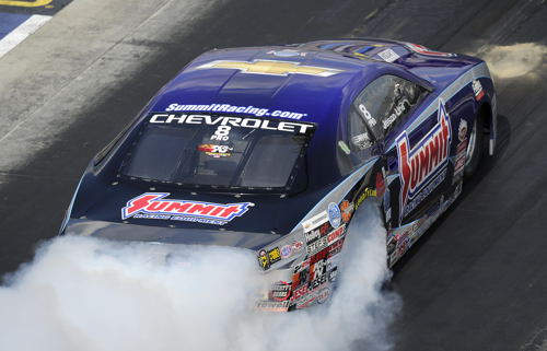 Jason Line continued his amazing 2016 season scoring his 8th win of the year in Pro Stock