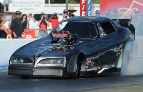 Chilliwack BC's Tim and Nancy Nemeth had yet another strong effort at Bakersfield - qualifying #12 and advancing to round #2