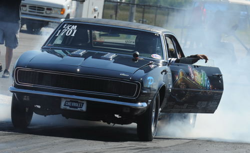 We like Tony's rather unconventional process for doing burnouts....