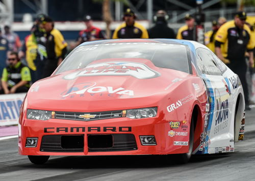 Shane Gray scored in Pro Stock - his first win of the 2016 season.