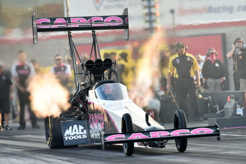Texan Steve Torrence won for the 3rd time this season in Top Fuel.