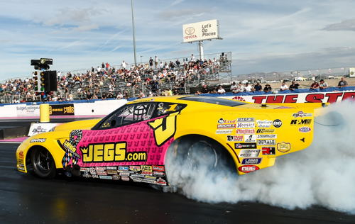 Defending NHRA 2015 Pro Mod Champion Troy Coughlin ended the '16 campaign with a winning effort.