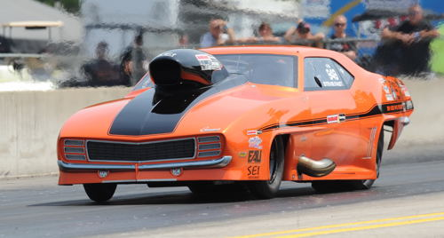 Steve Jackson ripped a final round time of 3.719 secs to take the Sunshine State Shootout P/N title.