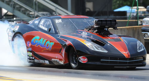 Kevin Rivenbark continued his major winning ways in Pro Boost - winning again in the Galot Motorsports C7