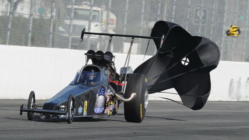 Joey Severance won for the 16X in his TAD racing career.