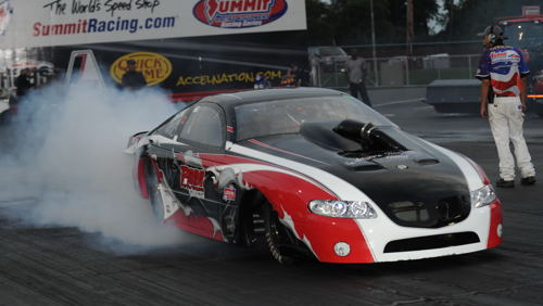 Using a Pro-Charger system Frederic's Pontiac GTO make impressive HP.