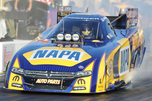 Ron Capps' World Championship winning season paved the way for Dodge/Mopar successful Manufacturers Cup title.