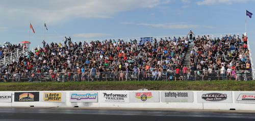 The annual Mopar Rocky Mountain Nationals is Canada's #1 fan attended annual event.