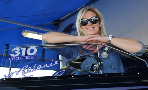 Melanie Salemi (originally from Orillia ON) made some great strides forward in her first full season racing in Pro Mod