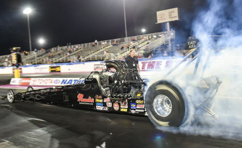 After winning X2 in NHRA national event competition this season - Shawn Cowie's first round loss was unexpected.