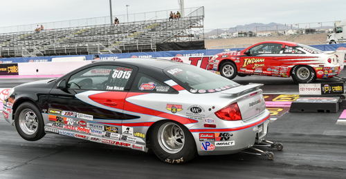 Tom Nolan (the man behind very successful Winners Choice Racing) qualified #20 in Super Stock with his Chevy at -.850