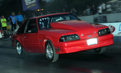 Western Canada is home to a thriving scene for X275 class car racing