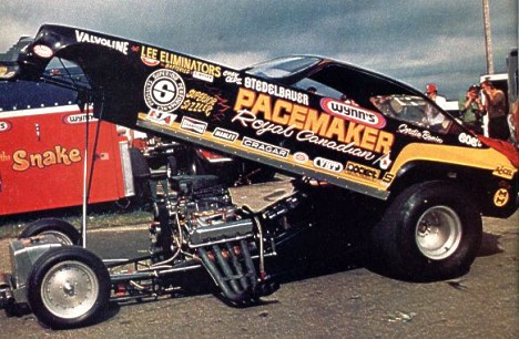 The Pacemaker Chevy Vega was arguably Canada's most famous FC from the early era (Bill Ott Photo)