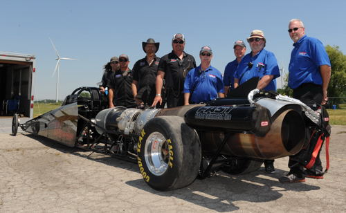 """The """"Certification day Celebration"""" - finally came in July from NHRA Northeast Divisional!"""